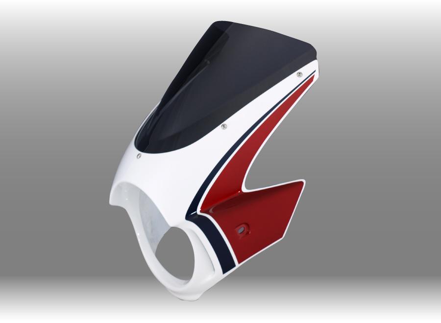 カラー:イタリアンレッド サイズ:ロング Force-Design リアフェンダー CB1300スーパーボルドール インナーフェンダー フォルスデザイン タイプ:スリット無